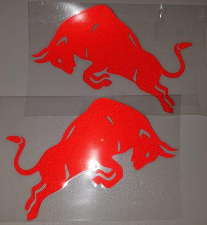 Aufkleber Red Bull von halparts